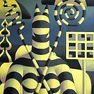 Genetic Queen  by Alan Kenny