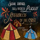 Regardless of the cost by Azura Arts
