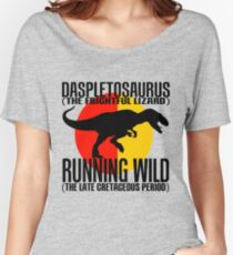 Daspletosaurus Women's Relaxed Fit T-Shirt