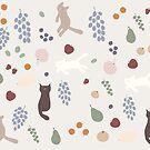 Muster Alltag | Der Sommer gehört Katzen von jjsgarden