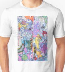 SWIMMING - LARGE FORMAT - VERTICAL T-Shirt