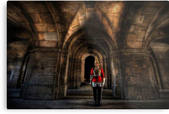 The Royal Horse Guard by Yhun Suarez