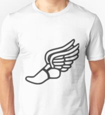 track shoe Slim Fit T-Shirt