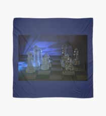 Chess Pieces Scarf