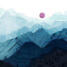 «Colinas frescas azules» de steveswade