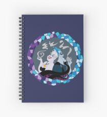 Ursula & Hades Villainous Love Spiral Notebook