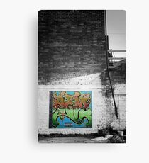 Parental Advisory Canvas Print