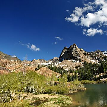 Lake Blanche, Utah by photoforyou