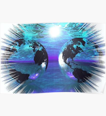 Parallel Worlds Poster
