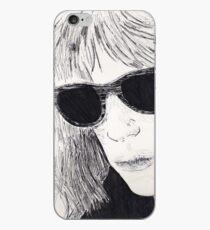 Patti Smith iPhone Case