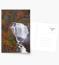 Whitewater Falls Postcards