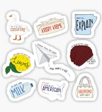 Ultimate Vine Reference Pack PART 2 Sticker