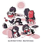 Summertime Darkness by Ilustrata Design