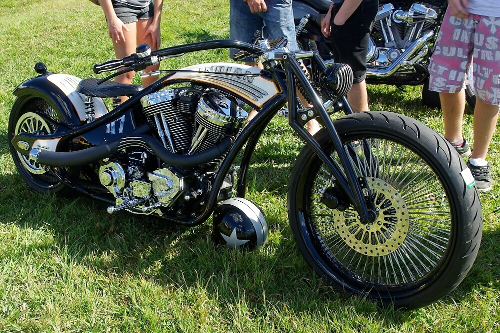 Indian Bobber by TGrowden