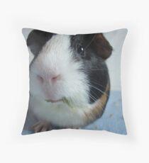 Oreo The Guinea Pig Throw Pillow