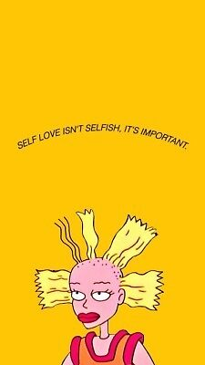 Self Love Isn\'t Selfish, It\'s Important - Love, hope ...