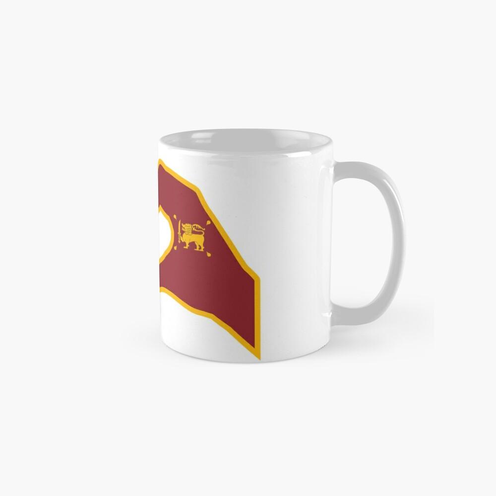 We Heart Sri Lanka Patriot Flag Series Classic Mug
