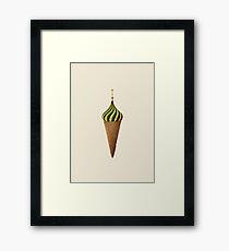 Basil Flavoured Framed Print