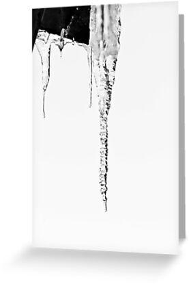 Ice Dagger by Caroline Gorka