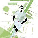 Ronaldo by ioannaxor