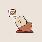 Brot-Yoga-Ziele von Huebucket