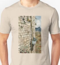 Watercolor Tribute to Arthur Rackham's Rapunzel Unisex T-Shirt