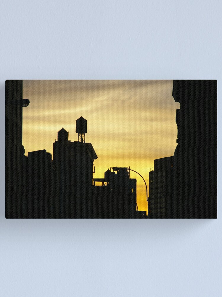 Alternate view of Tanks A Lot Canvas Print