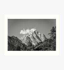 Nepal- The Might Himalayas Art Print