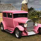 1928 Hot Rod by Keith Hawley