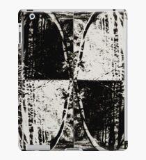 Abstract Mirror Reflection iPad Case/Skin