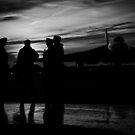 «Solider Sunset - 2» de Perggals© - Stacey Turner
