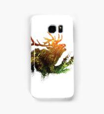 Elk Samsung Galaxy Case/Skin