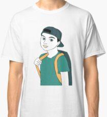 Grün verspielt Classic T-Shirt