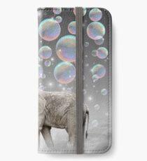 Einfache Dinge sind das Außergewöhnlichste iPhone Flip-Case/Hülle/Klebefolie