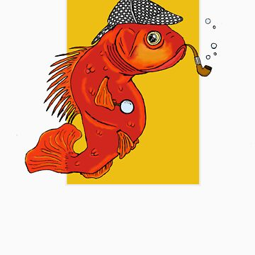 Sherlock Fish by Beub