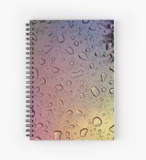Rain bow  Spiral Notebook