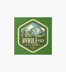 Lámina rígida Parque Nacional Hyrule