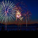 Fantasy Fireworks by Justin Baer