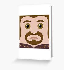 Boromir Square Greeting Card