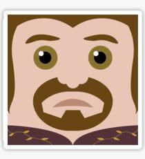 Boromir Square Sticker