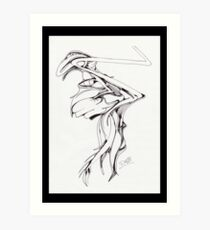 ZAPPER Art Print