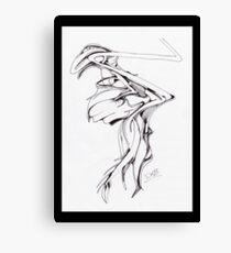 ZAPPER Canvas Print