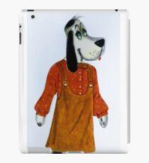 dorky dog iPad Case/Skin