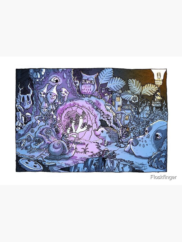 Criaturas de la noche de Floskfinger