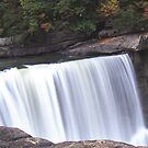 Standing in Motion - Cumberland Falls by dawiz1753