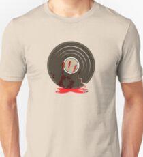 The Death of Vinyl Unisex T-Shirt