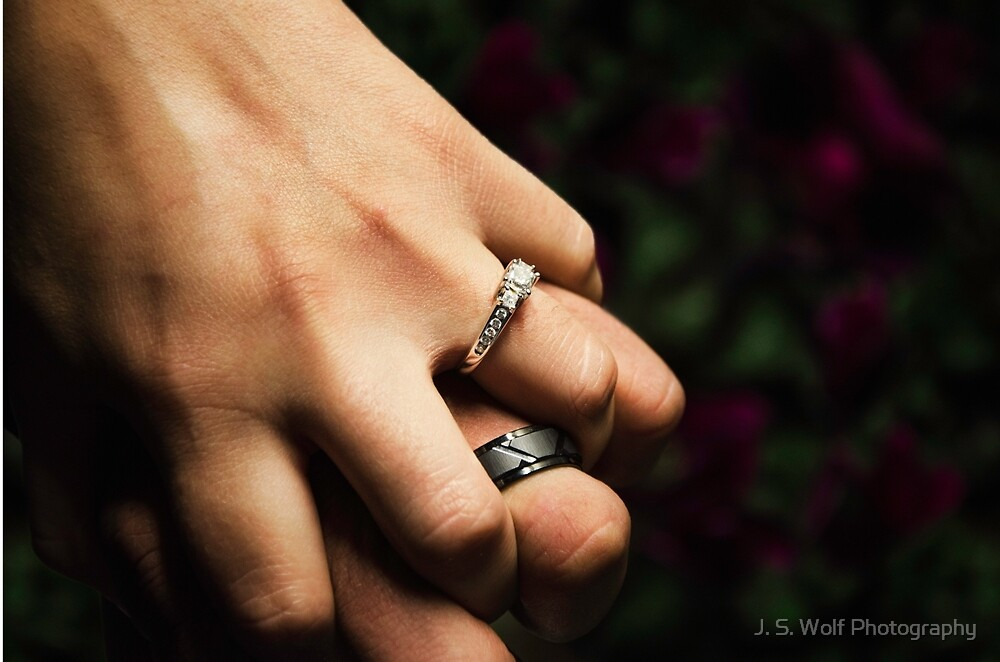 Marriage by jswolfphoto
