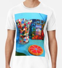Bunte Verzierungen Premium T-Shirt
