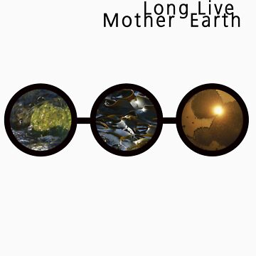 Long Live Mother Earth by federicografia