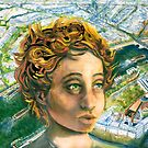 Detail - Citizen Jane by F.A. Moore